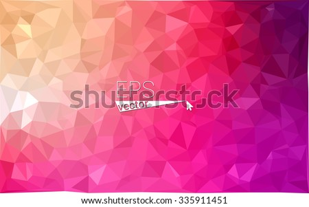 multicolor pink  yellow  orange