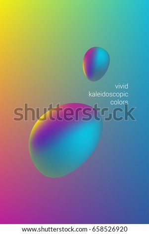 multicolored abstract cover