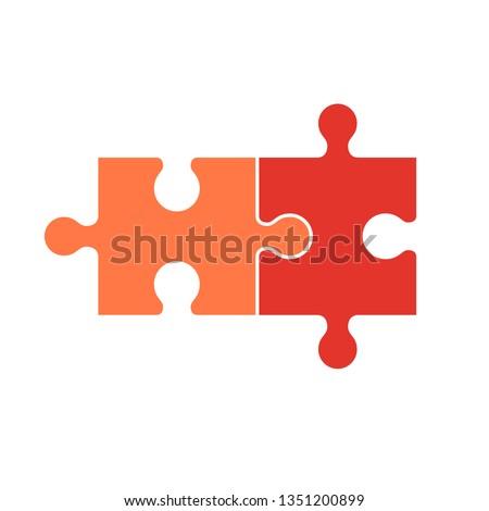 multicolored puzzle pieces