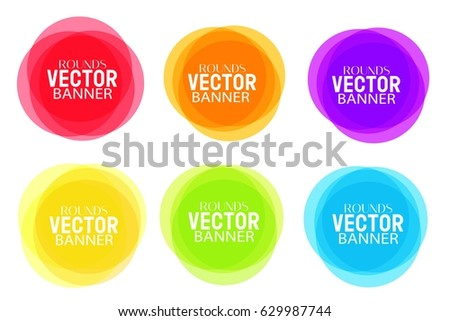 multicolored vector creative