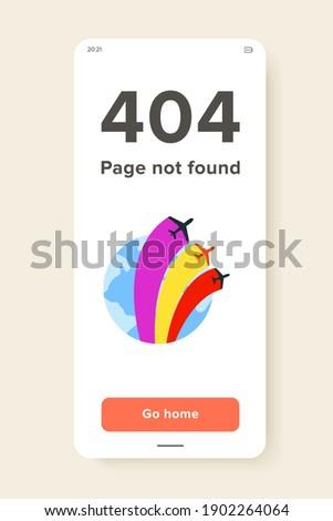 multicolored vector icon of