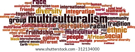 concept of ethnic stratification and assimilation in america Learning objectives 111 racial, ethnic, and minority groups understand the difference between race and ethnicity define a majority group (dominant group.