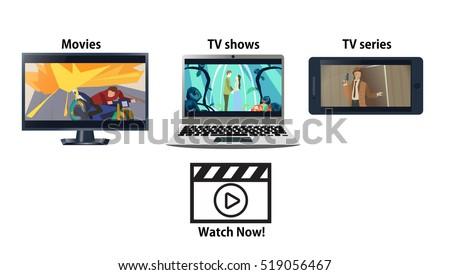 multiplatform streaming service