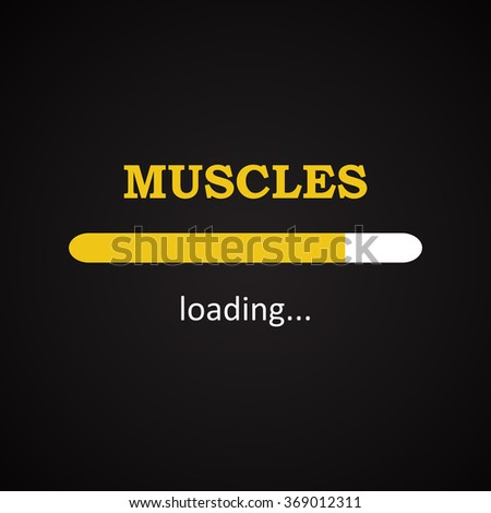 muscles loading   funny