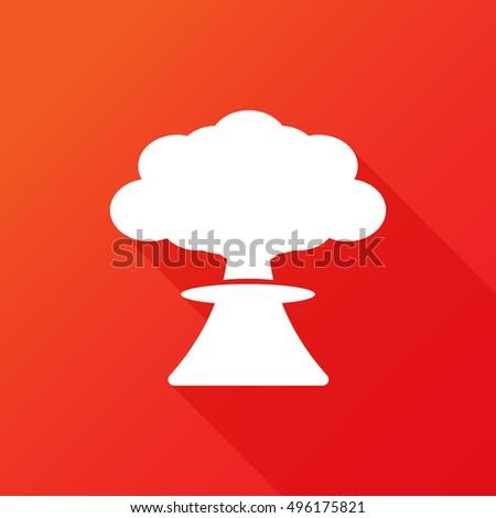 mushroom cloud nuclear blast