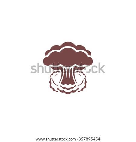 mushroom cloud  nuclear