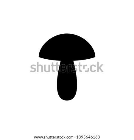 mushrum tree forest icon sign