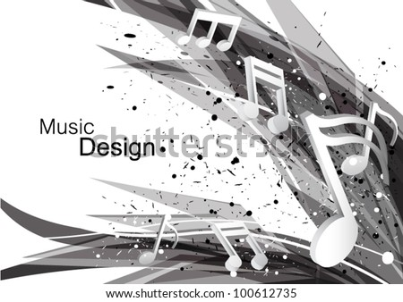 music design background