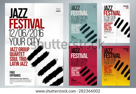 suitable for poster promotional flyer invitation banner or magazine