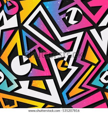 music geometric seamless