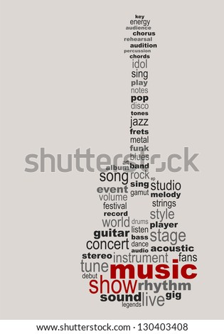 music guitar concept   easy