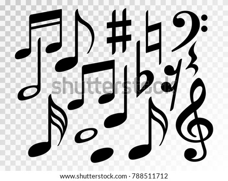 Music Symbols Download Free Vector Art Stock Graphics Images