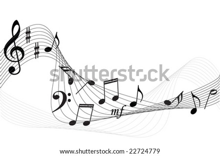 music note wallpaper. music note wallpaper. music