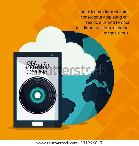 music online and media design