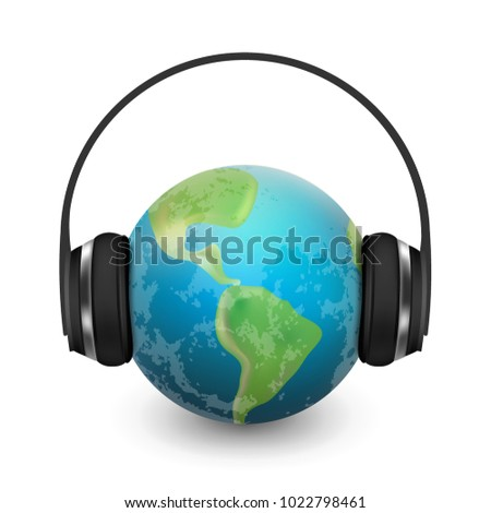 music planet earth with