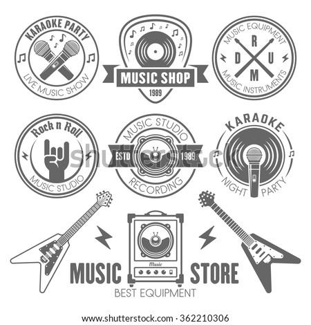 music shop  recording studio