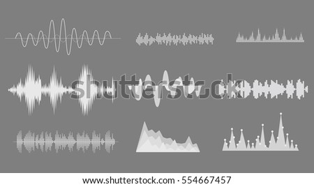 music sound waves audio