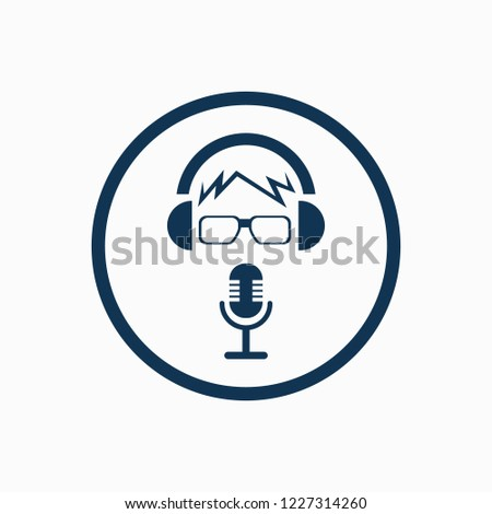 music studio /  recording room logo design inspiration