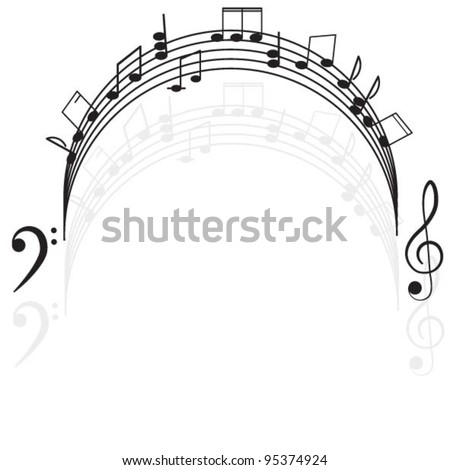 Music Clef Design