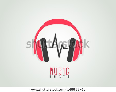 musical background with