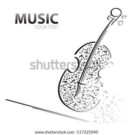 Violin photograph violin chords : Violin : photograph violin chords Photograph Violin as well as ...