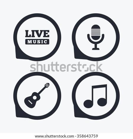 100 Music Symbols Vectors Download Free Vector Art Graphics