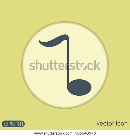 Musical Note Sign Character Singing And The Music Industry Ez Canvas