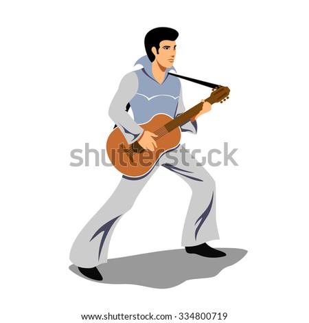 musician artist like elvis