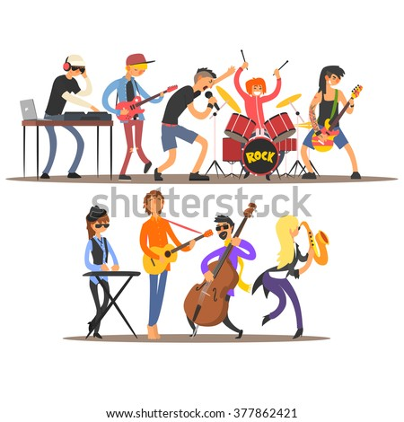 musicians and mucical