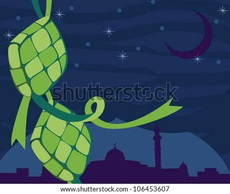 Muslim celebration - Hari Raya