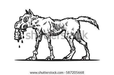 mutant dog logo