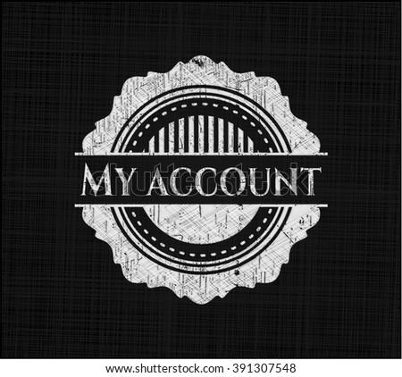 My account on blackboard