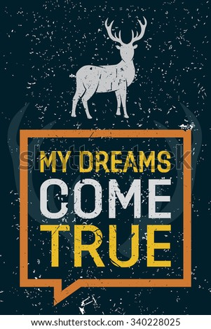 creative writing a dream come true Creative writing/creative writing: a dream come true term paper 3285 creative writing term papers disclaimer: free essays on creative writing posted on this site were donated by anonymous users and are provided for informational use only.
