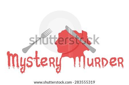 mystery murder dinner event