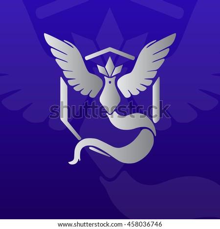 mystic team symbol video game
