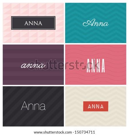 name anna  graphic design