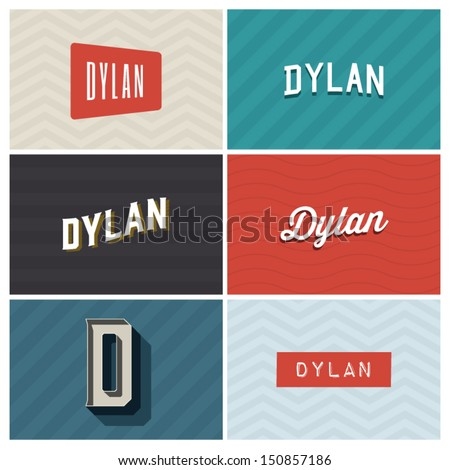 name dylan  graphic design
