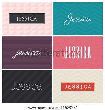 name jessica  graphic design