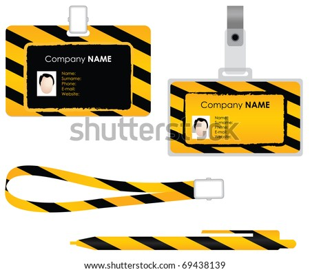 Name Tag Design Ideas 1000 ideas about name tags Name Tag Design Ideas Name Tag For Id