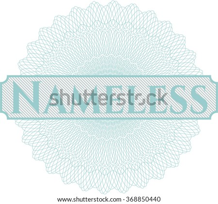nameless linear rosette