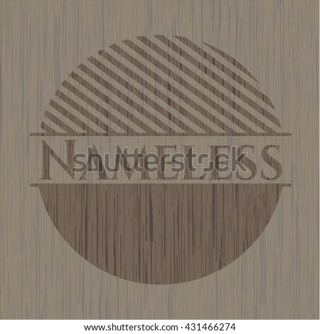 nameless realistic wood emblem