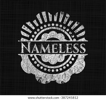 nameless written with
