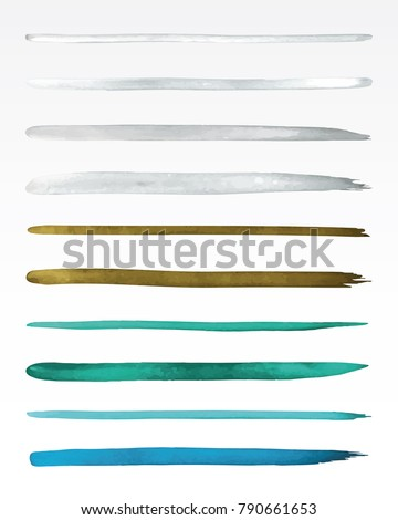 stock-vector-narrow-watercolor-hand-painted-strokes-for-your-brush-tool-in-adobe-illustrator-vector-lines-for