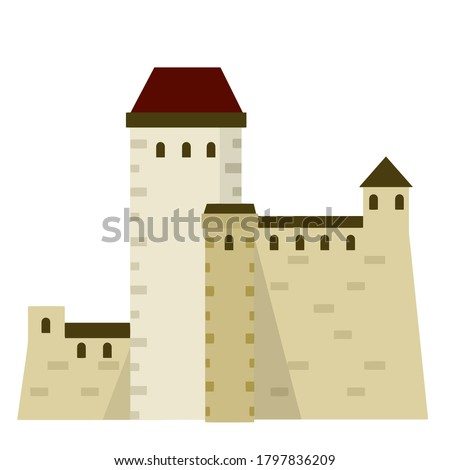 narva castle fortress of