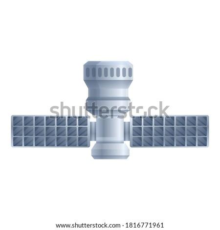 nasa space satellite icon