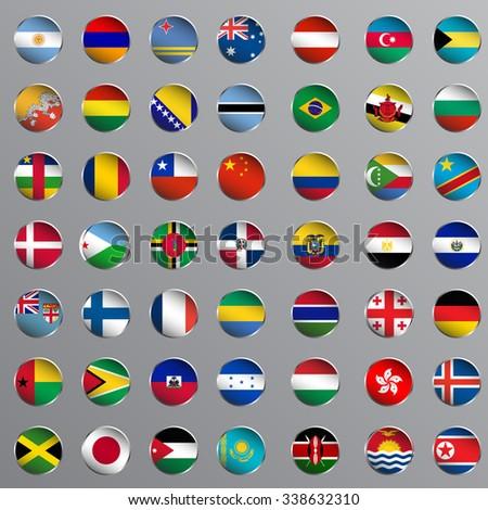 Nation flag. #338632310