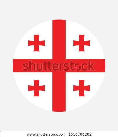 national georgia  flag