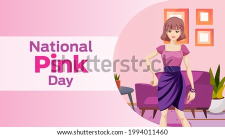 national pink day on june 23