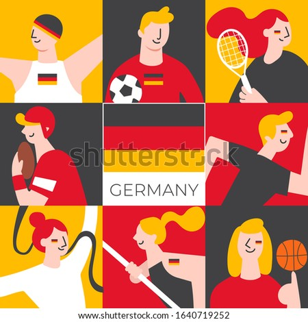 national players for germany