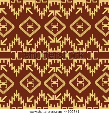 Native American decorative motifs